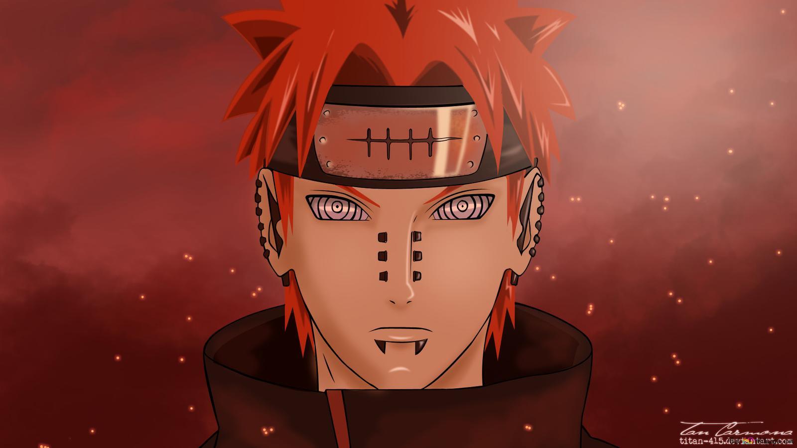 Naruto Shippuden Pain HD Wallpaper