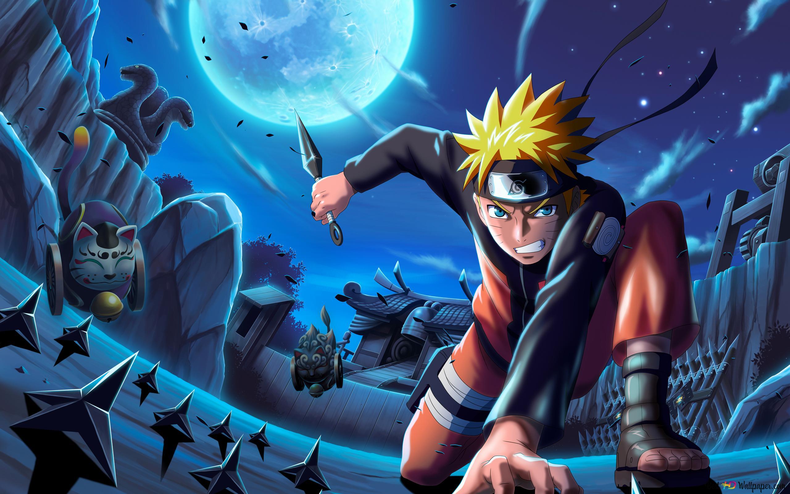 Naruto X Boruto Ninja Voltage Hd Wallpaper Download