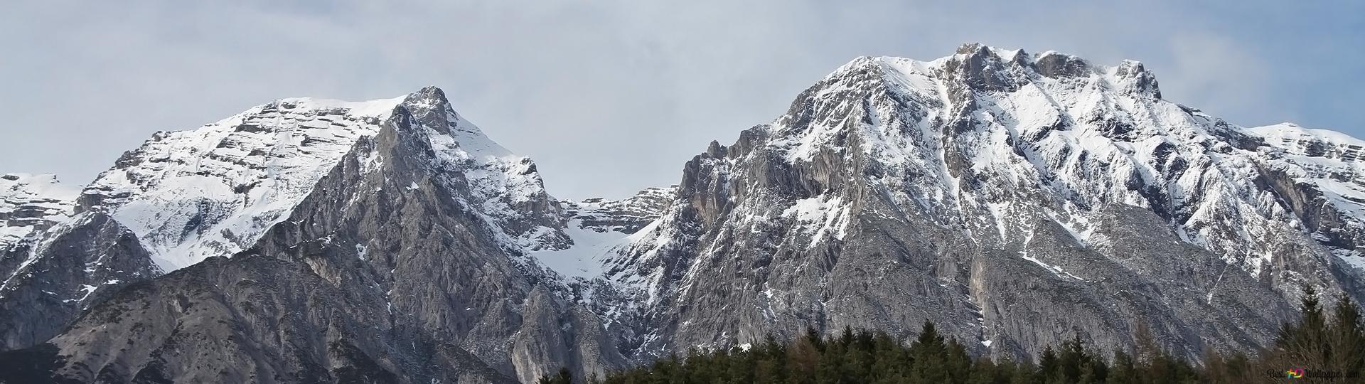 Natura Paesaggio Di Montagna Download Di Sfondi Hd