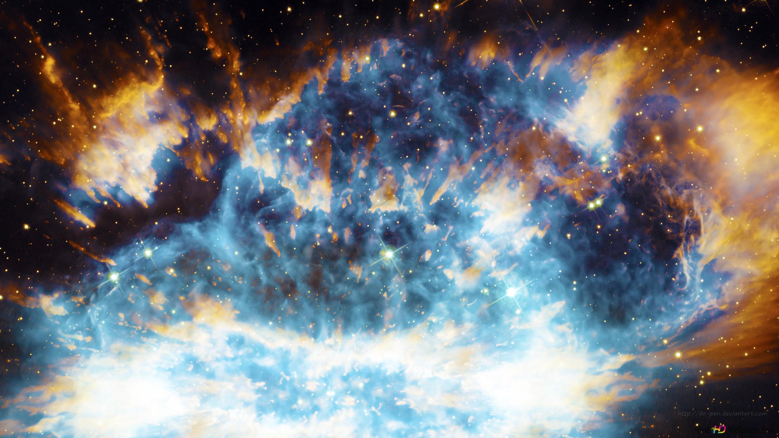 наложение эффектов космоса на фото ваши мечты