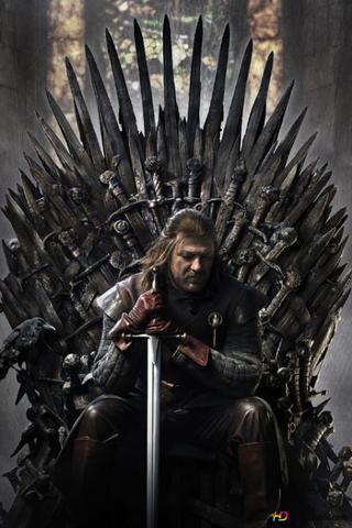 Descargar Fondo De Pantalla Ned Stark Tronos Hd