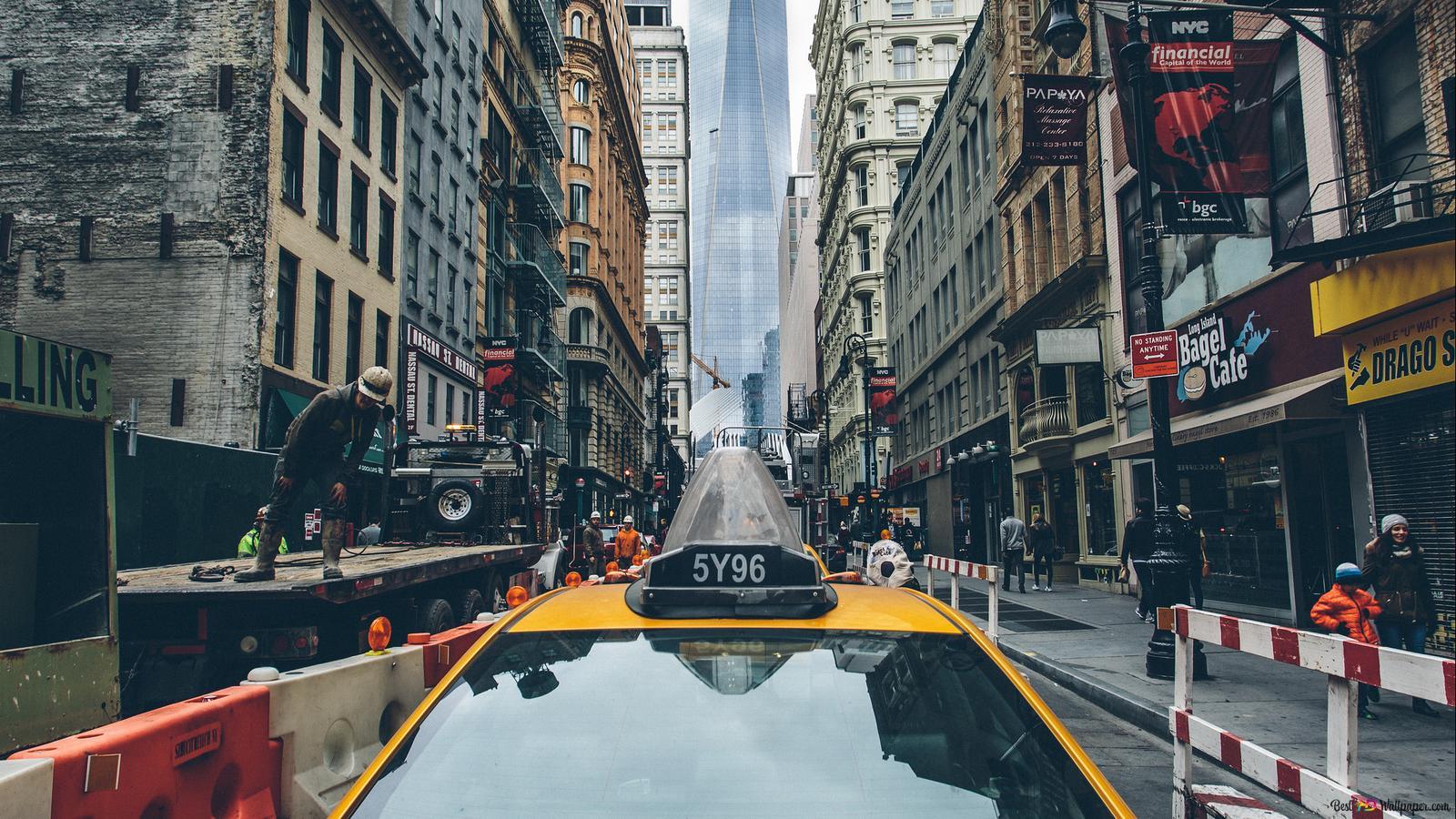New York City Buildings Hd Wallpaper Download