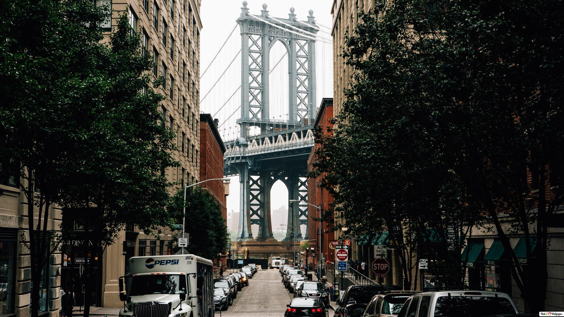 New York City Hd Hintergrundbilder Herunterladen