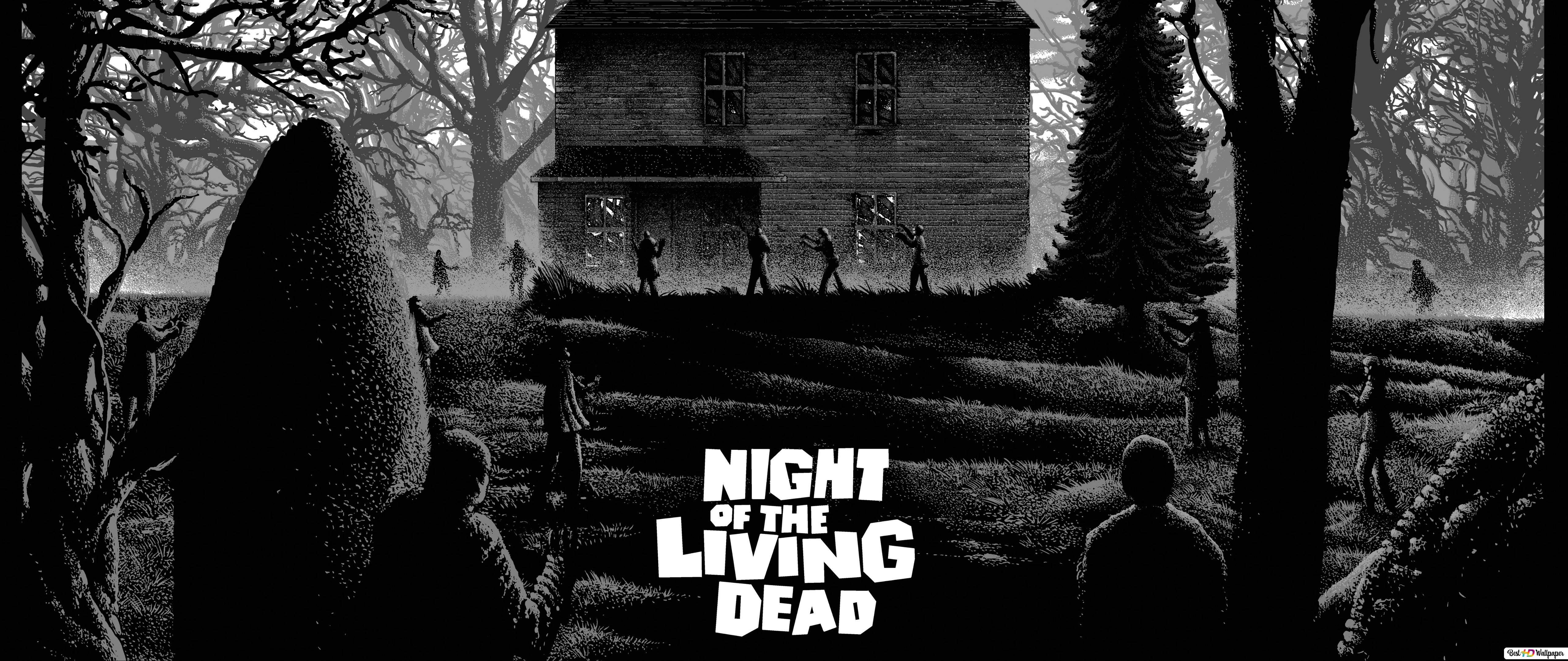 Night Of The Living Dead Hd Wallpaper Download
