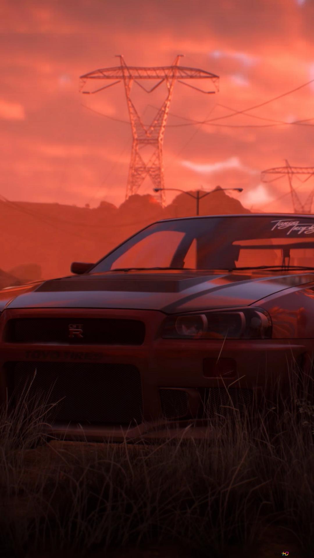 Nissan Skyline Gt R V Spec Ii Need For Speed Payback Hd Wallpaper