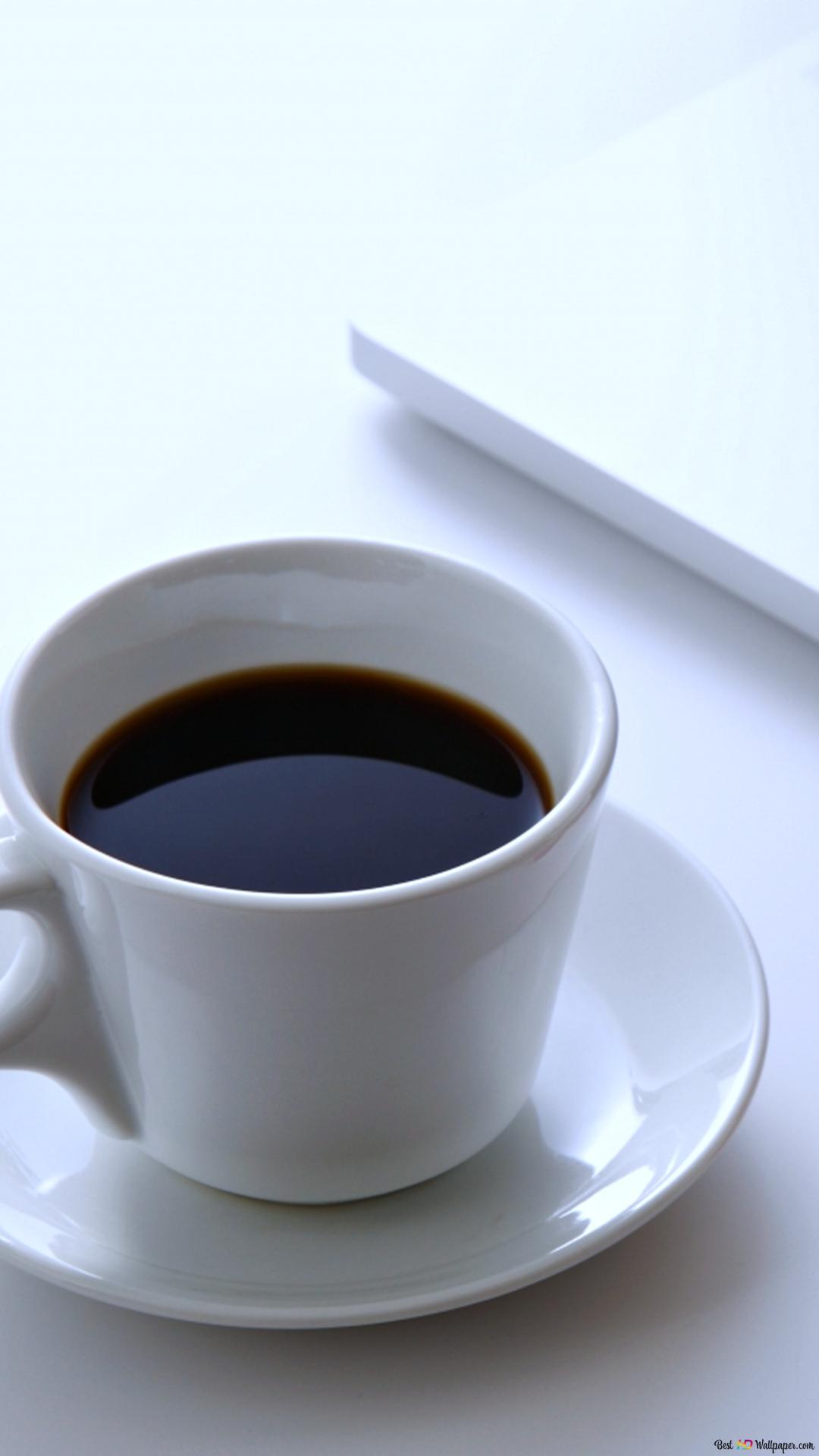 濃いコーヒーカップ Hd壁紙のダウンロード