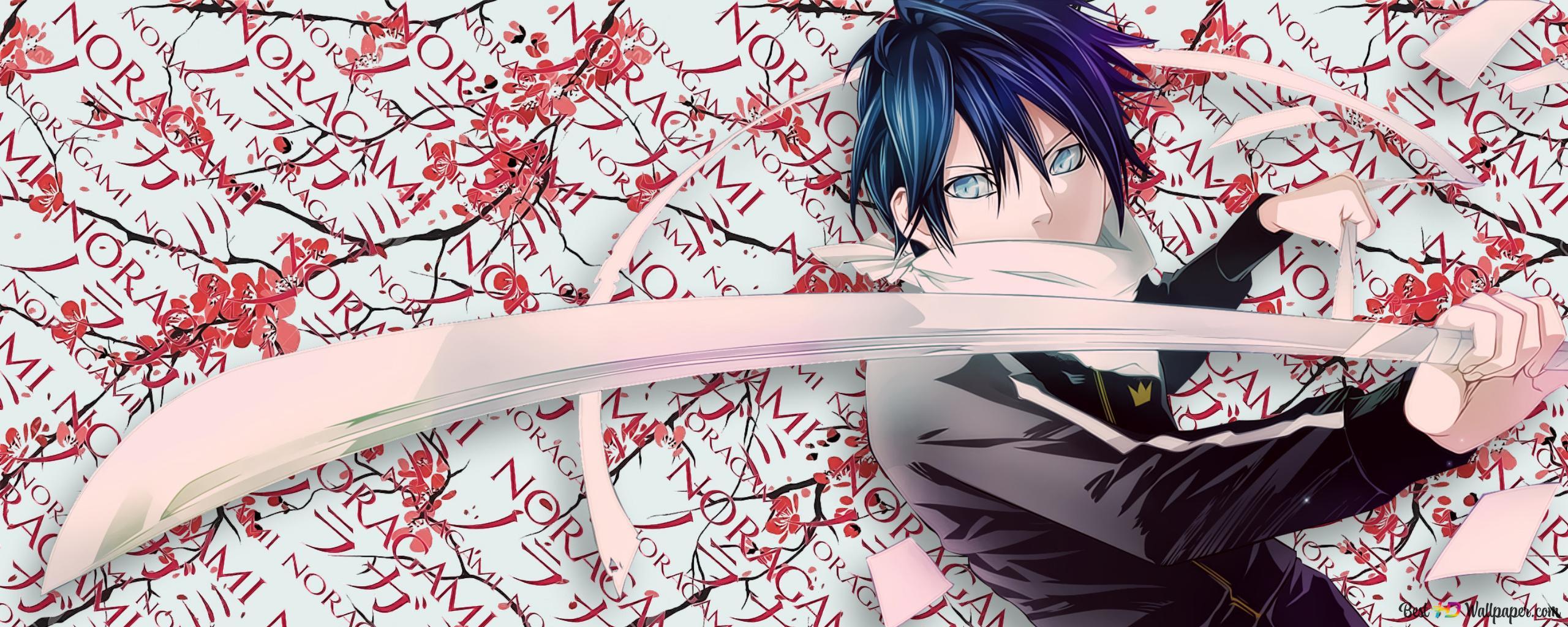 Noragami Yato God Of Depravity Hd Wallpaper Download