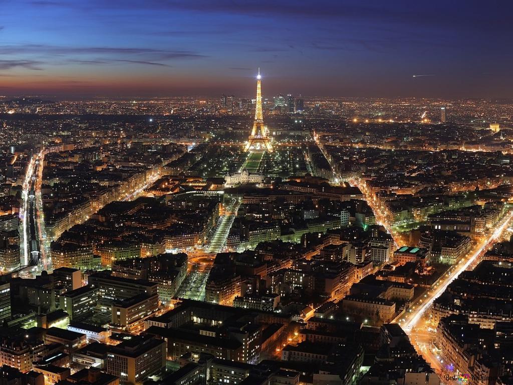 Notti Parigi Download Di Sfondi Hd
