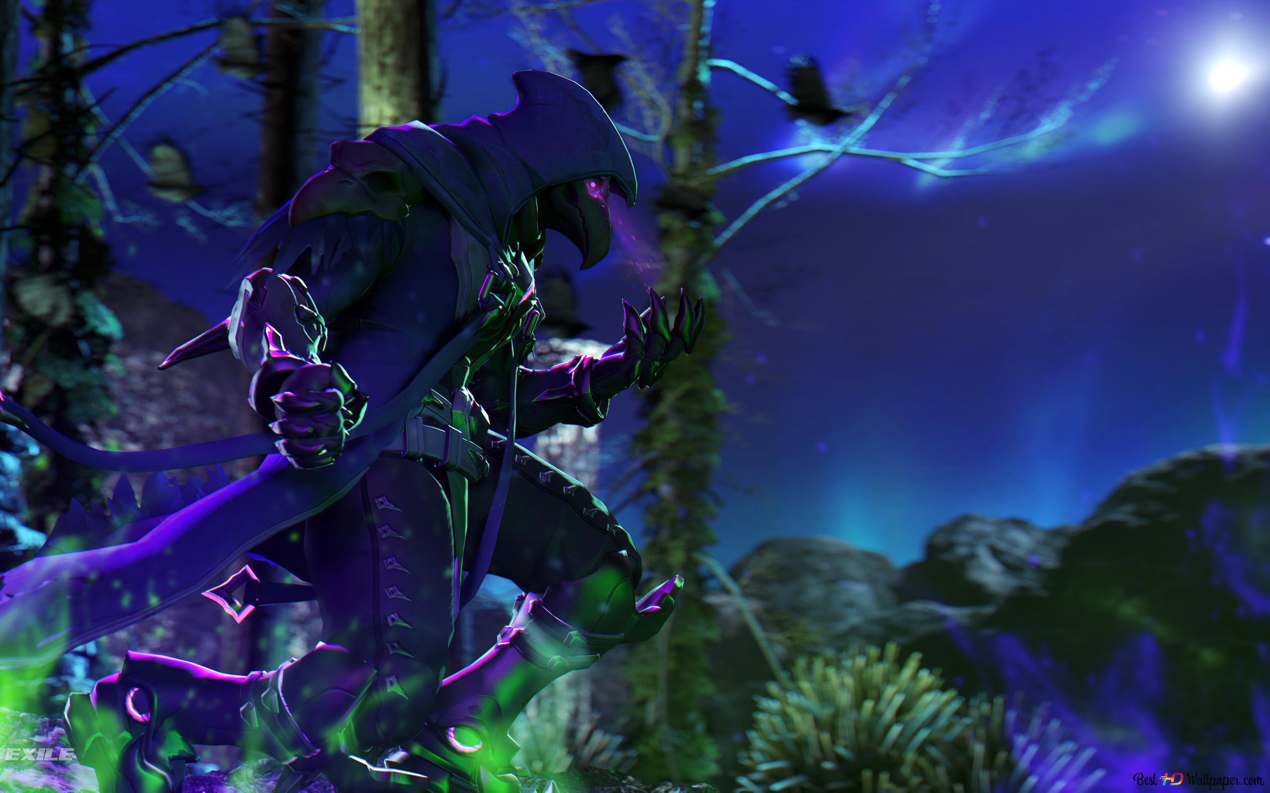 Descargar Fondo De Pantalla Nunca Más Reaper Overwatch Piel Hd