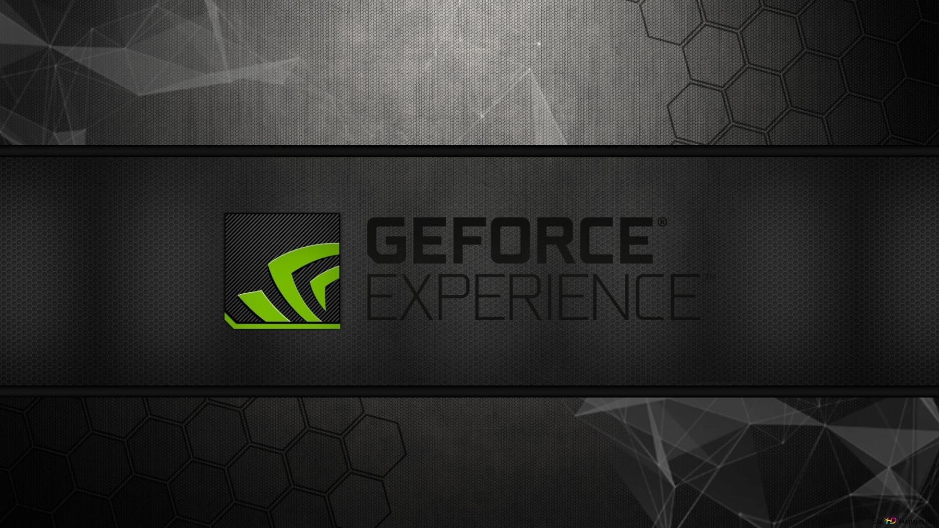 Nvidia Geforce体験 Hd壁紙のダウンロード