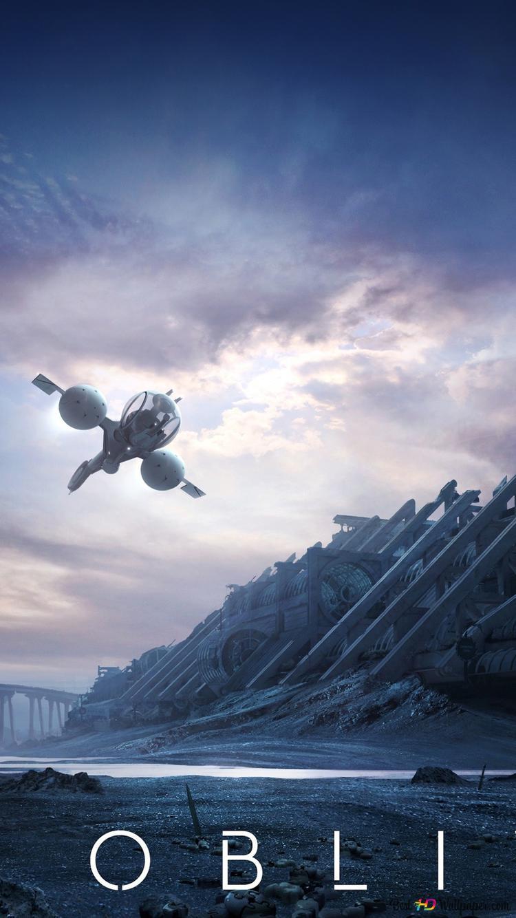Oblivion movie HD wallpaper download