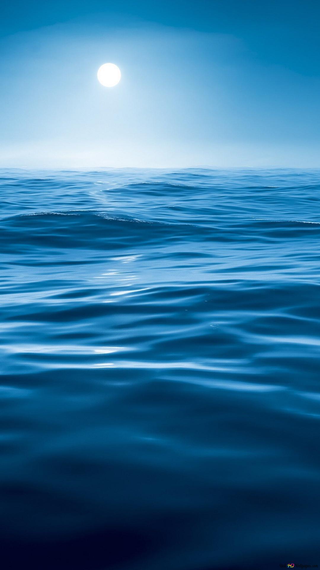 Oceano Blu Profondo Download Di Sfondi Hd
