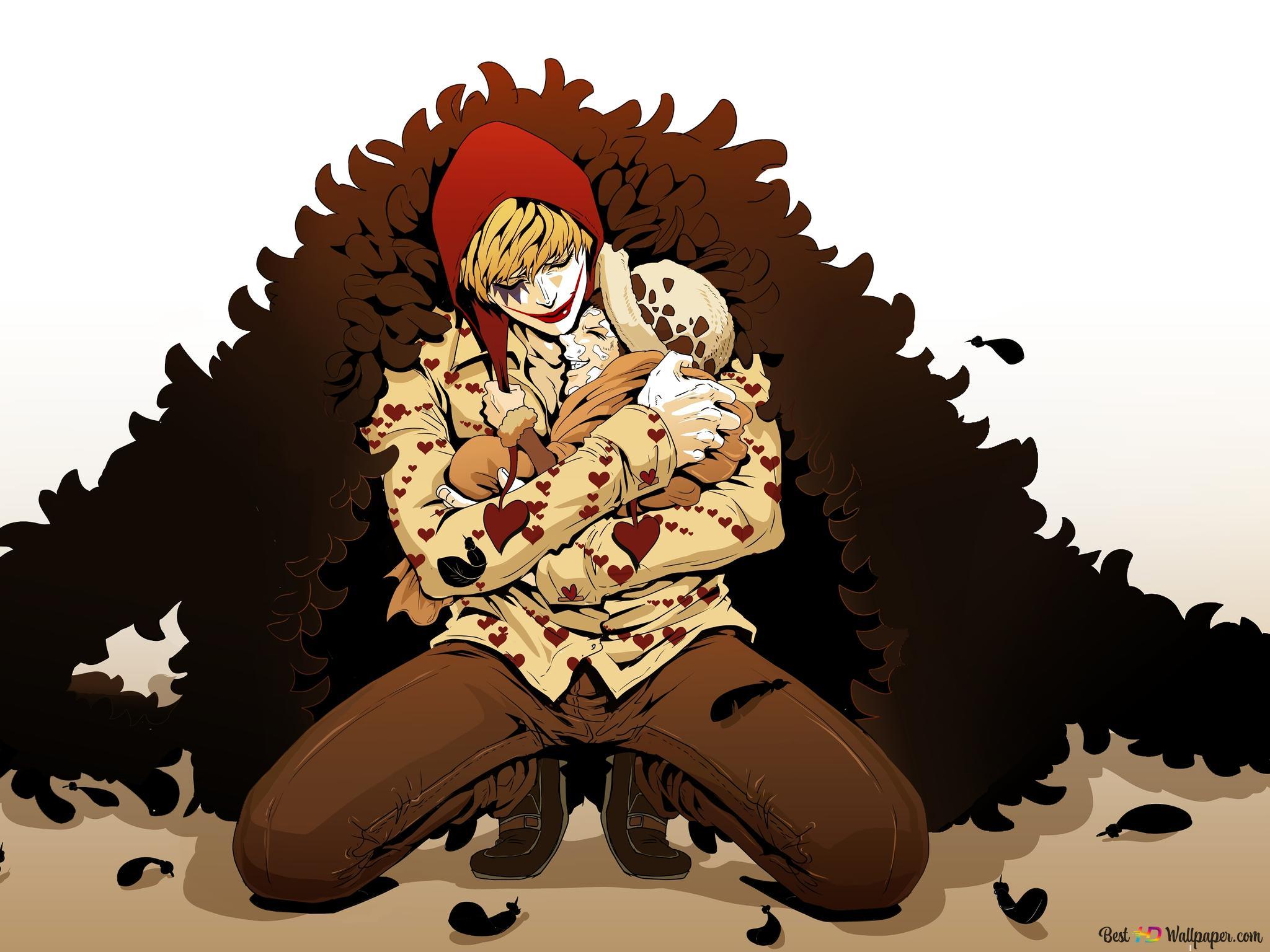 Descargar Fondo De Pantalla One Piece Corazón Doflamingo
