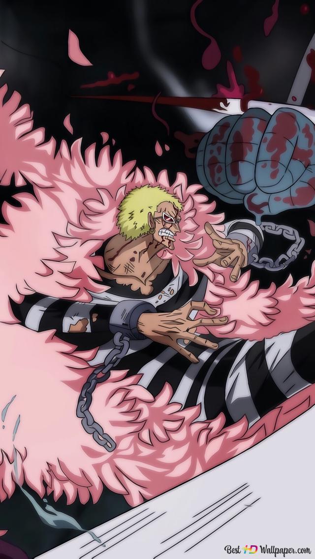 Descargar Fondo De Pantalla One Piece Donquixote