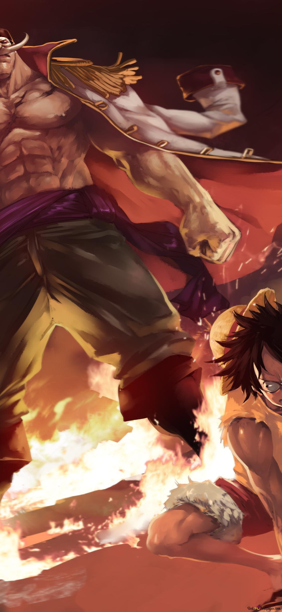 Descargar Fondo De Pantalla One Piece Edward Newgate