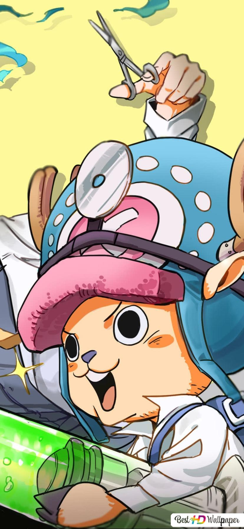 Iphone Home Screen Iphone Chopper One Piece Wallpaper Doraemon