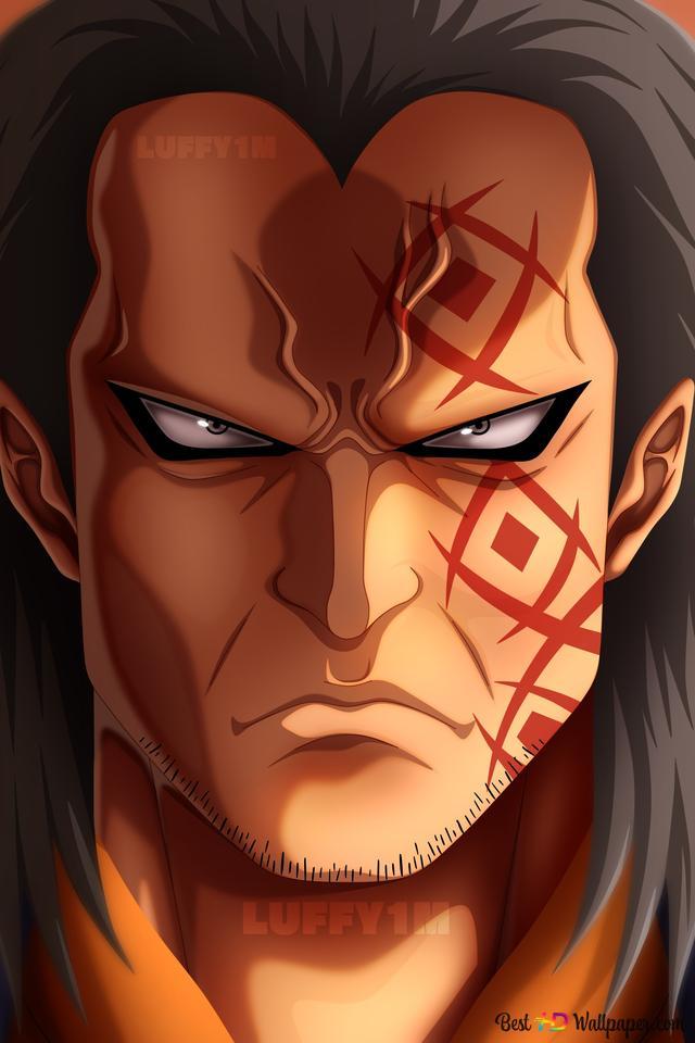 One Piece Monkey D Dragon Hd Wallpaper Download