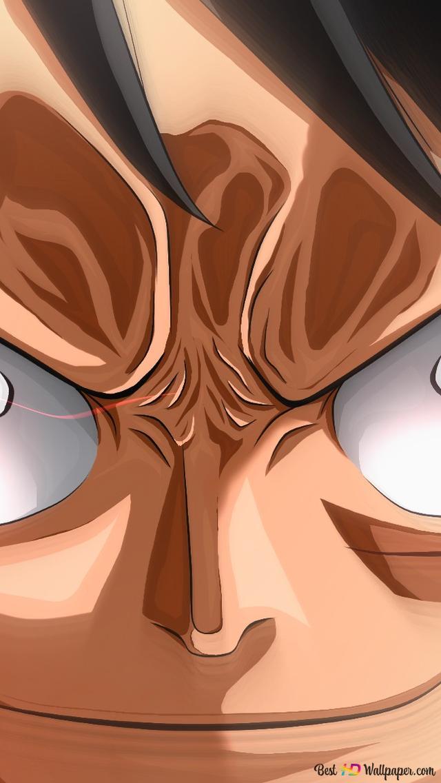One Piece Monkey D Luffy Haki Hd Wallpaper Download