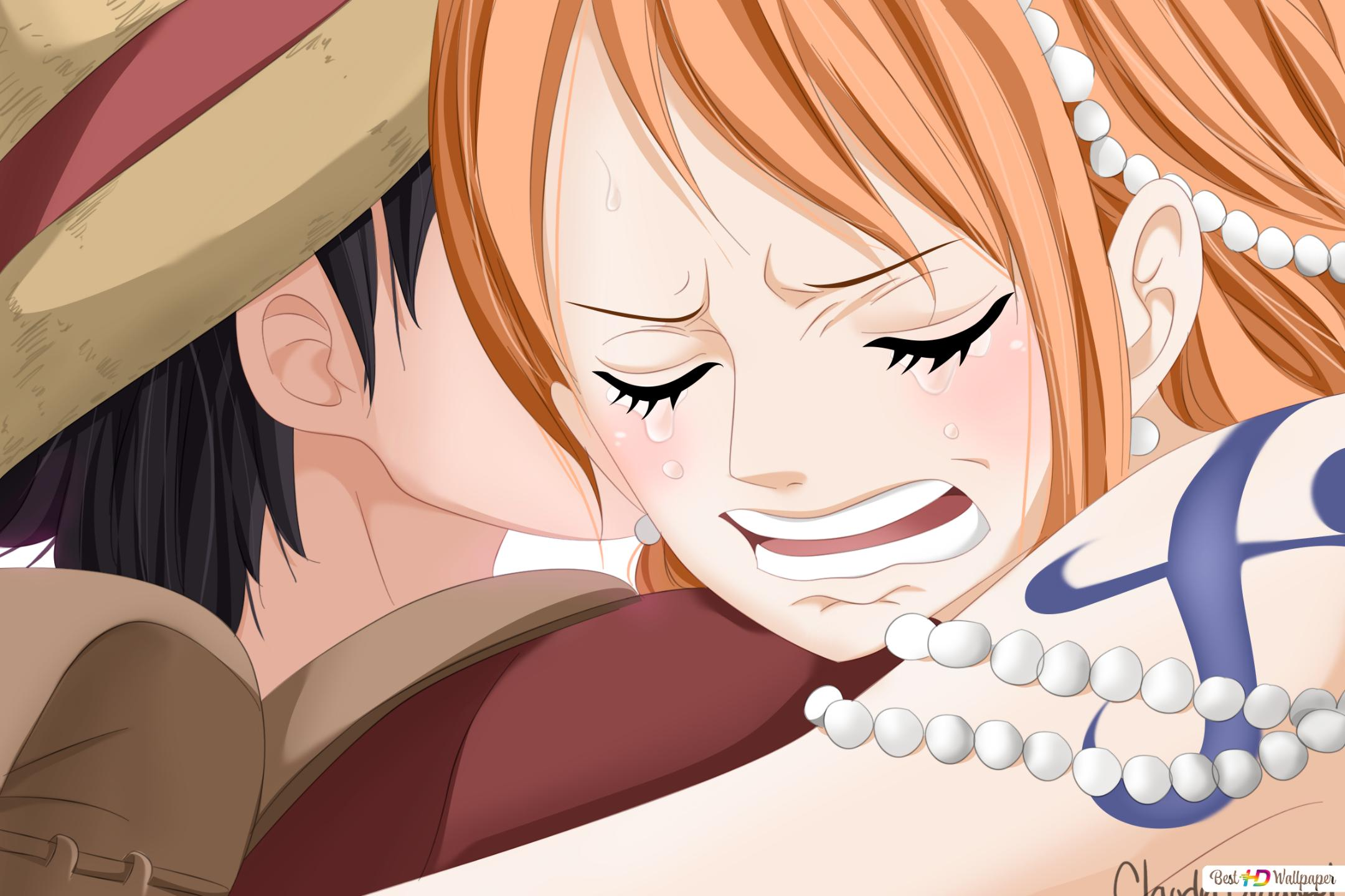 Luffy nami and piece one Nami/Personality and