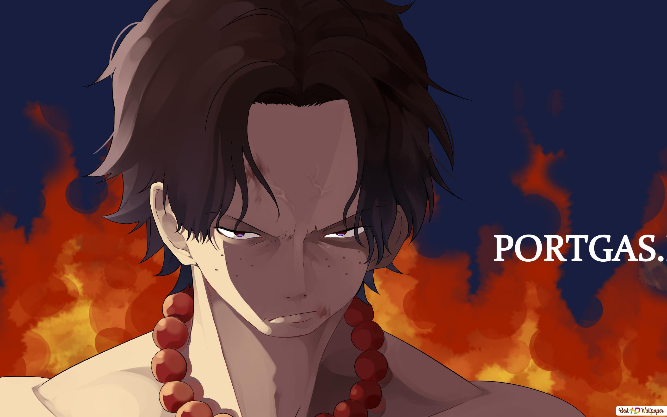 One Piece Portgas D Ace Fire Fist Ace Hd Wallpaper Download