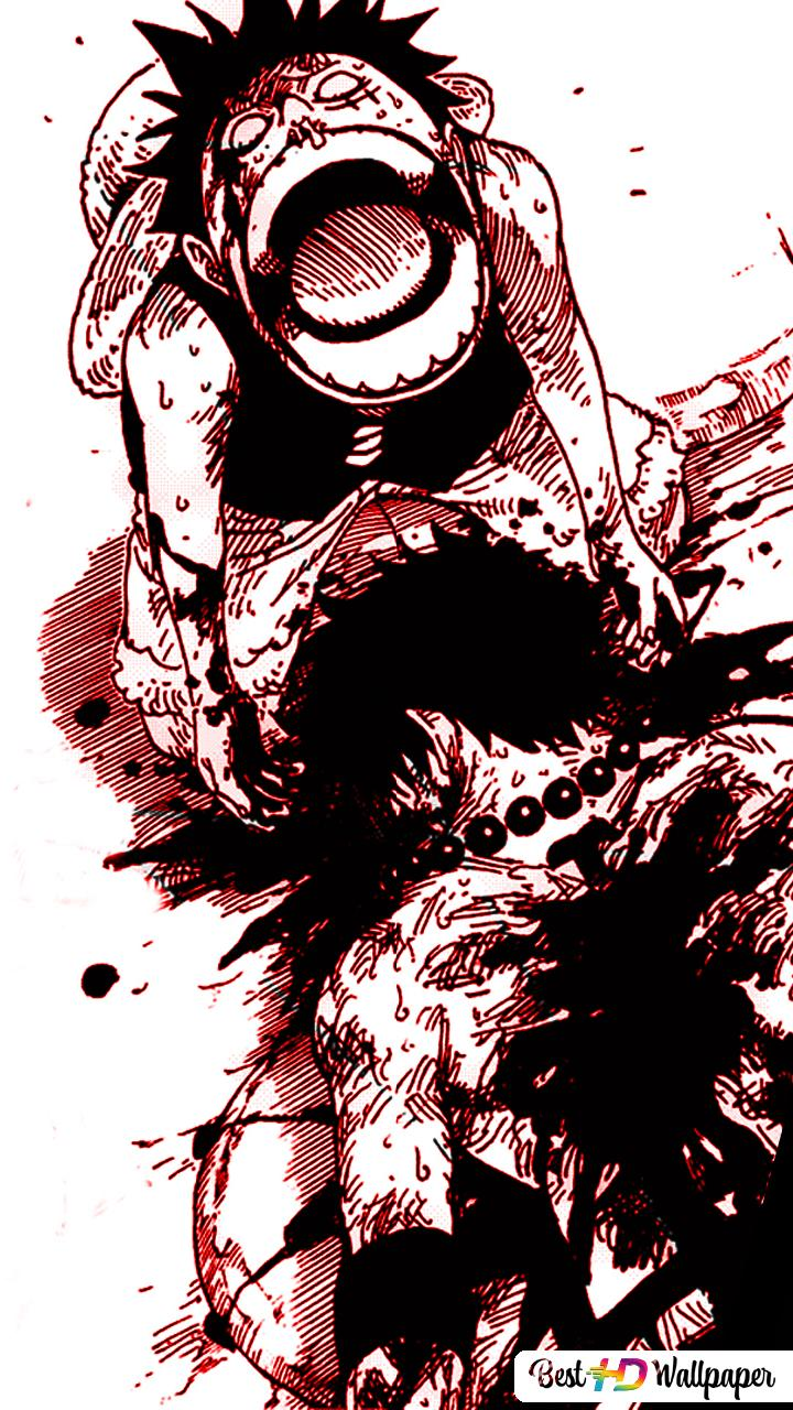One Piece Portgas D Ace Monkey D Luffy Ace Died Hd
