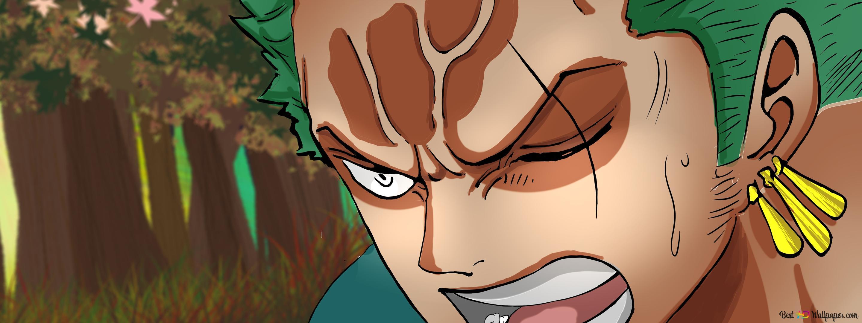 One Piece - Roronoa Zoro Wano Arc Kuni HD fond d'écran télécharger