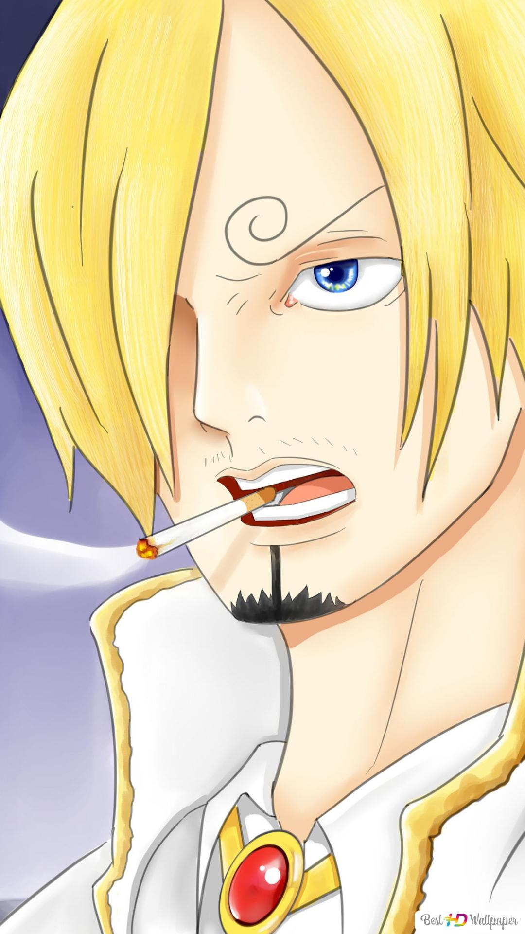 One Piece Sanji Vinsmoke Unduhan Wallpaper Hd