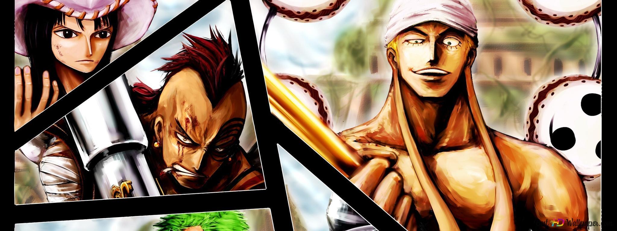 One Piece Skypiea Arc Hd Wallpaper Download