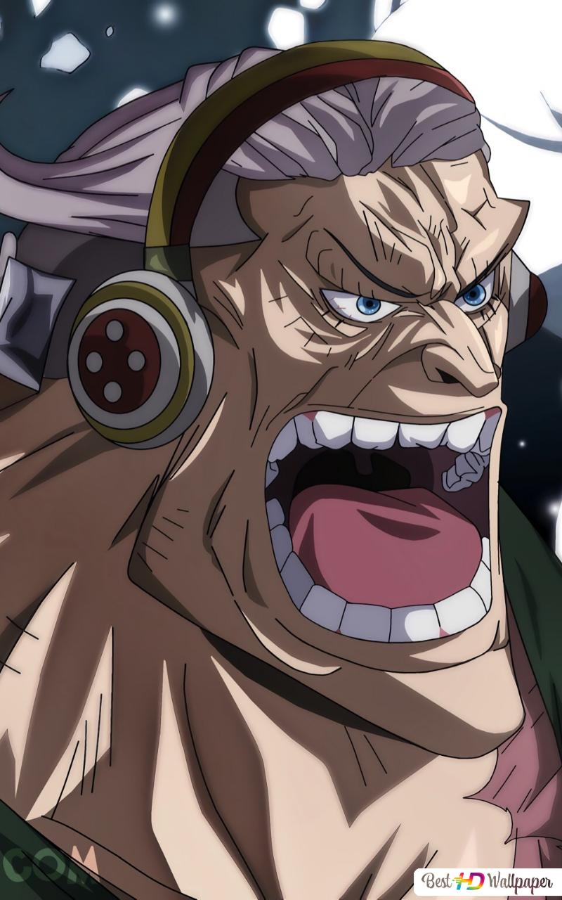 One Piece : Stampede - Douglas Bullet HD wallpaper download