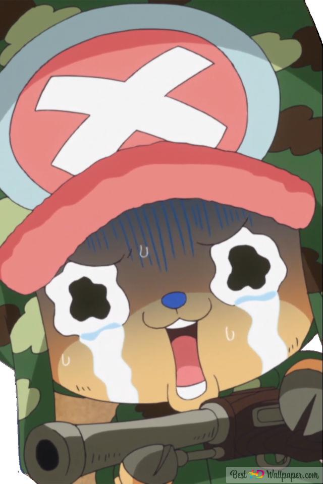 Iphone Chopper One Piece Wallpaper Doraemon