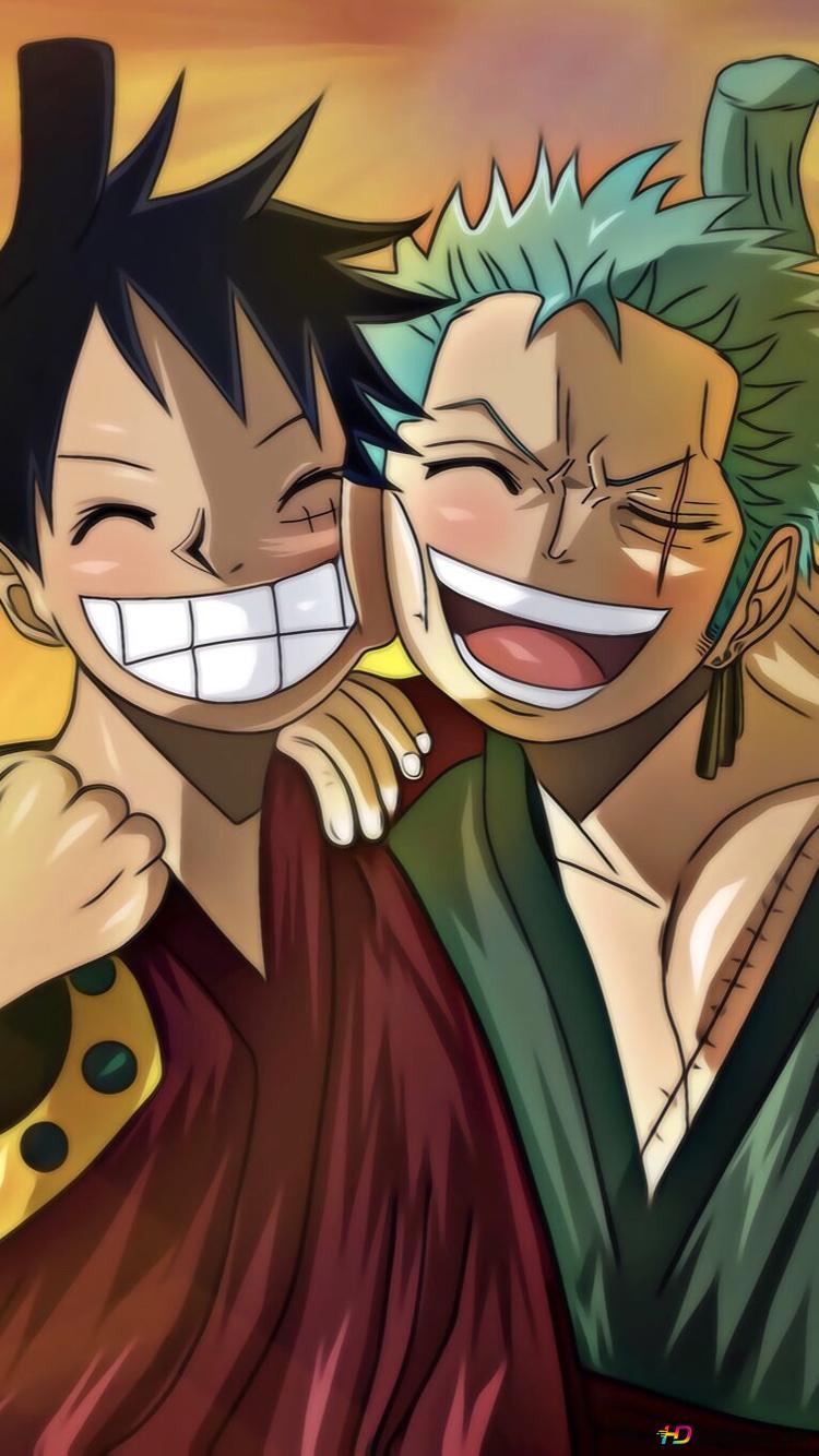 One Piece Zoro Roronoa Monkey D Luffy Hd Wallpaper Download