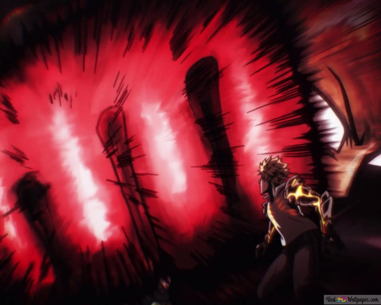 One Punch Man Genos Saitama Death Punch Hd Wallpaper Download