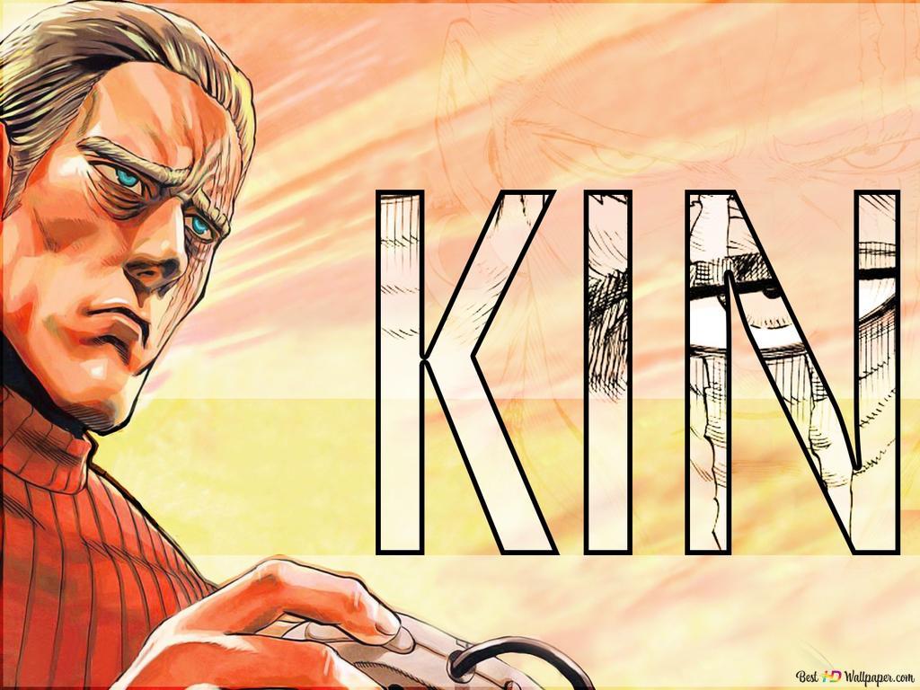 One Punch Man King Hd Wallpaper Download