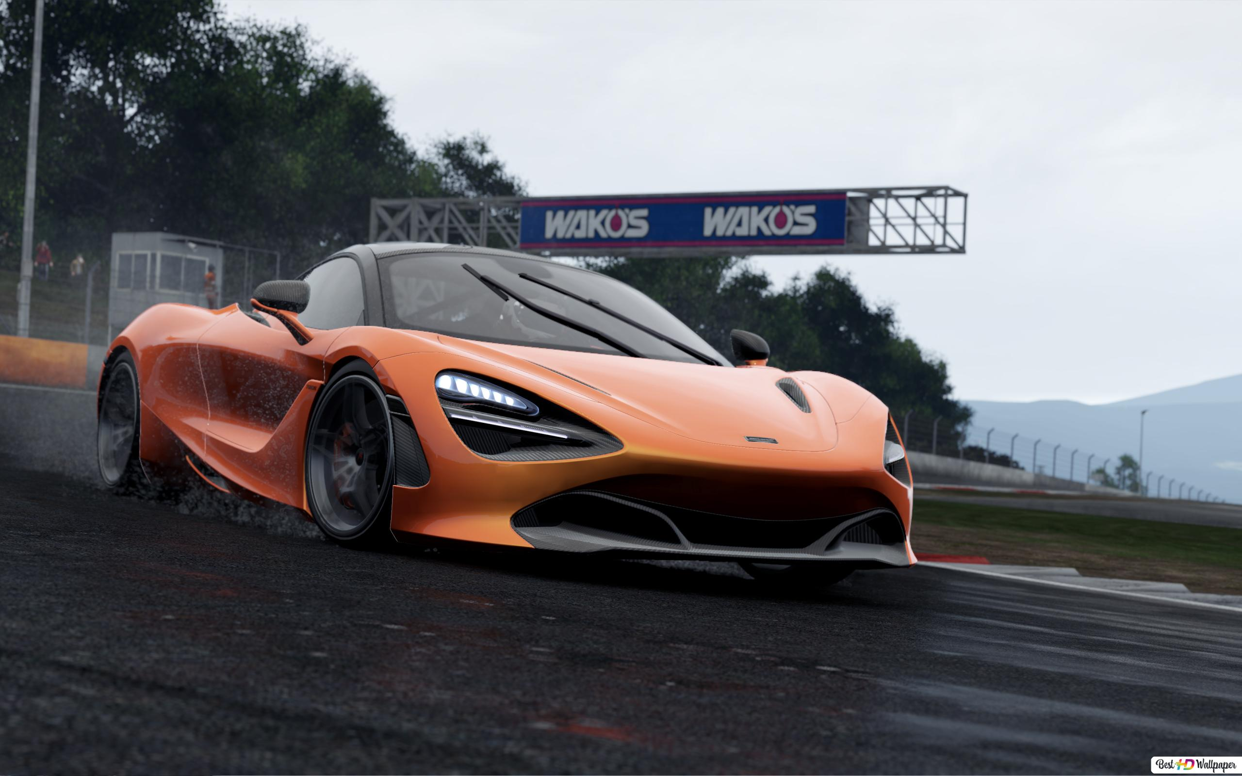 orange mclaren 720s wallpaper 2560x1600 28740 7