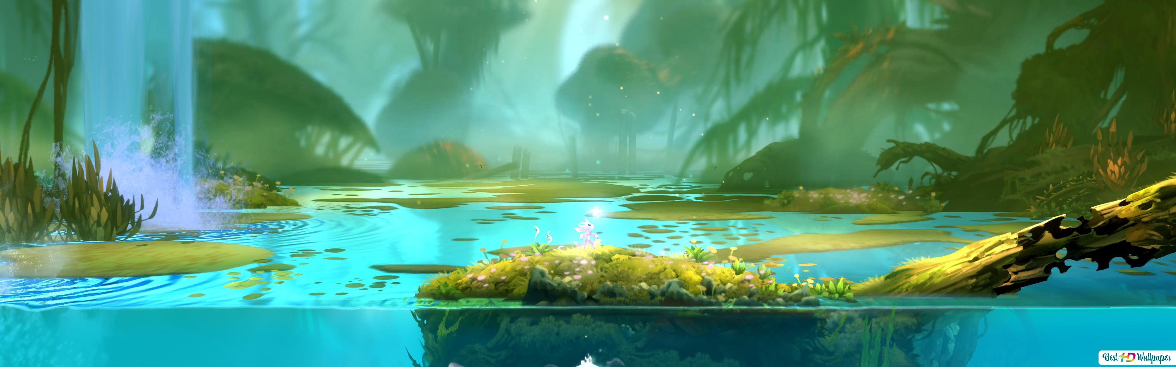 Ori And The Blind Forest 1 Hd Wallpaper Download