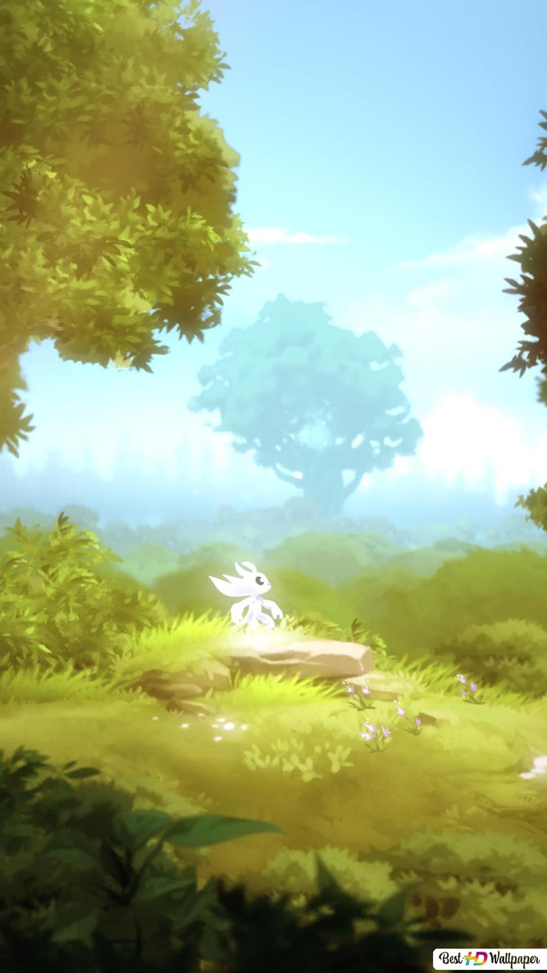 Ori And The Blind Forest 2 Hd Wallpaper Download