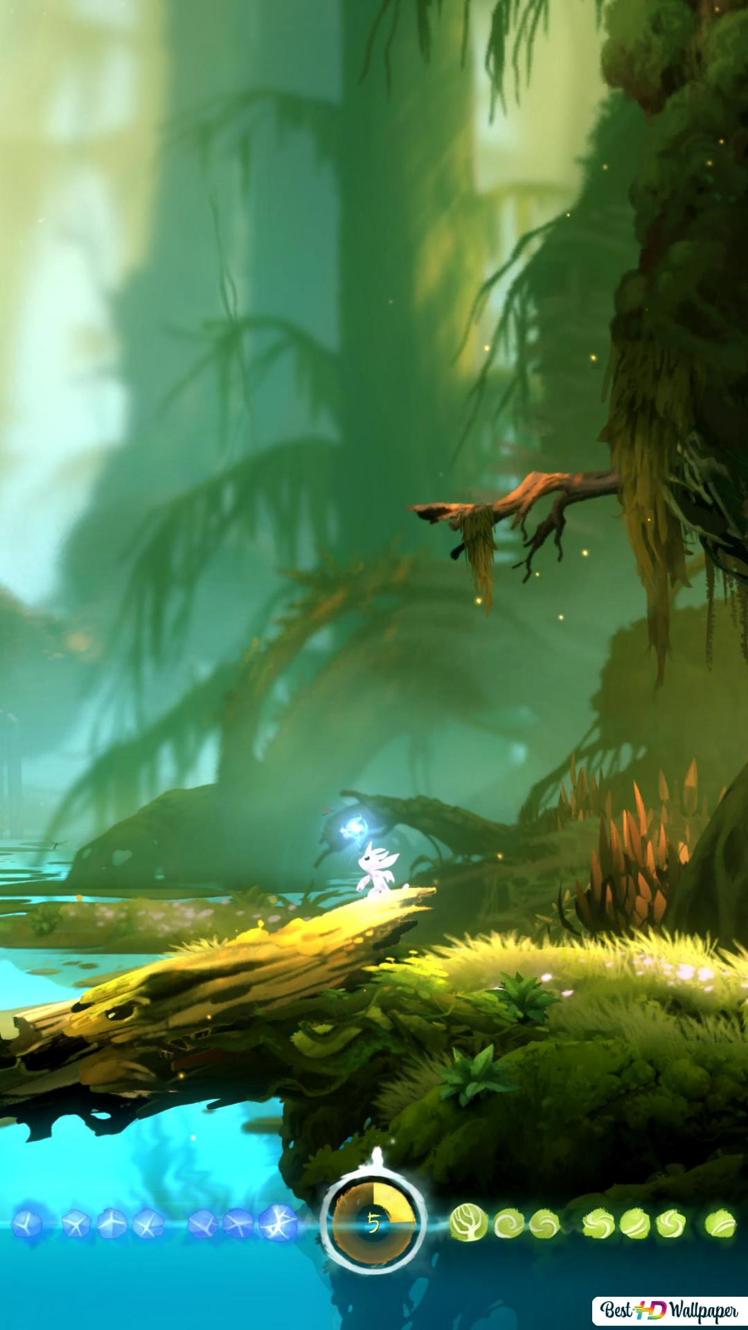 Ori And The Blind Forest Hd Wallpaper Download