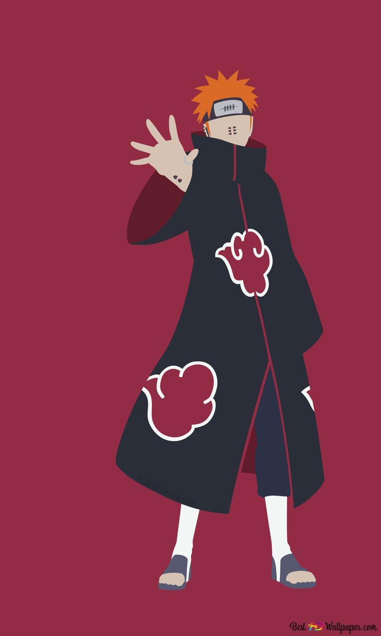Pain Yahiko Of Naruto Hd Wallpaper Download