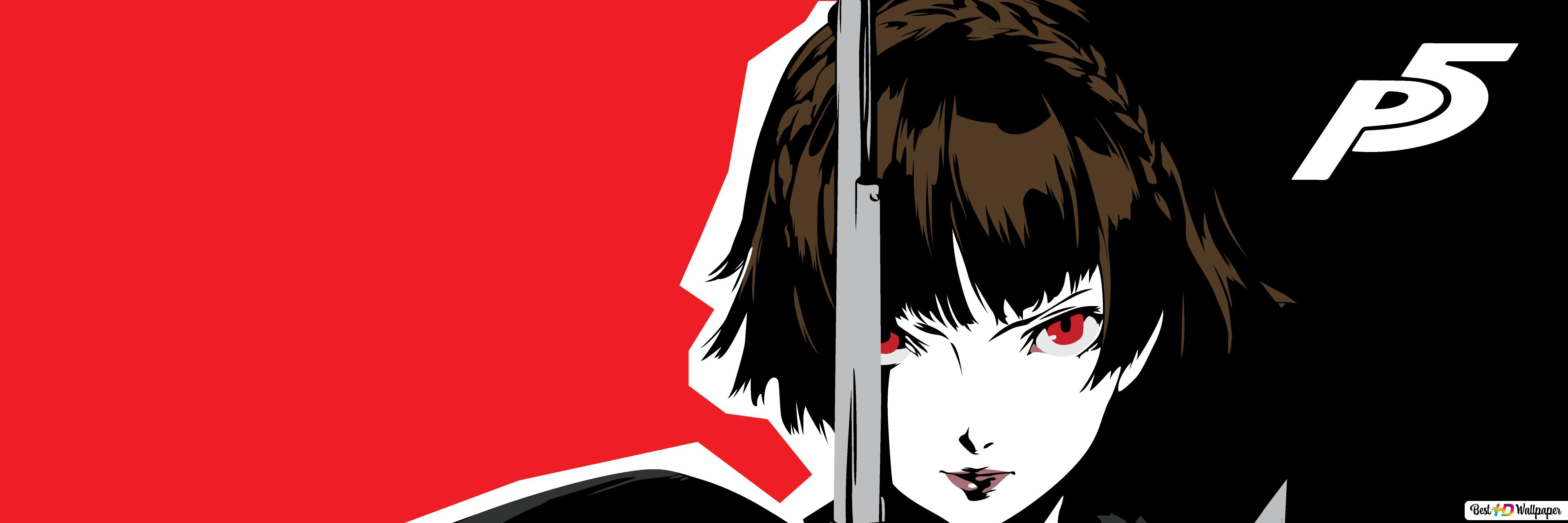Persona 5 The Game Award For Best Role Playing Game Hd Wallpaper