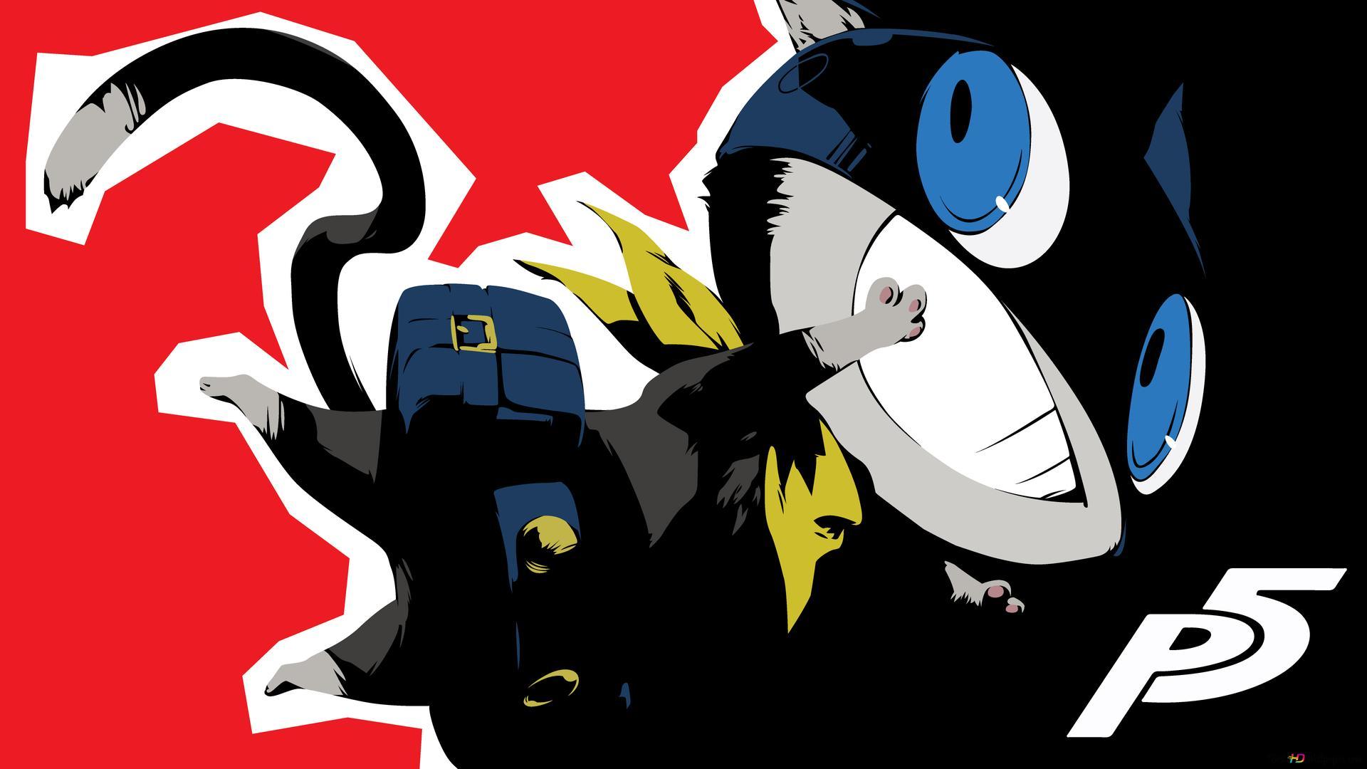 Persona 5 Hd Wallpaper Download