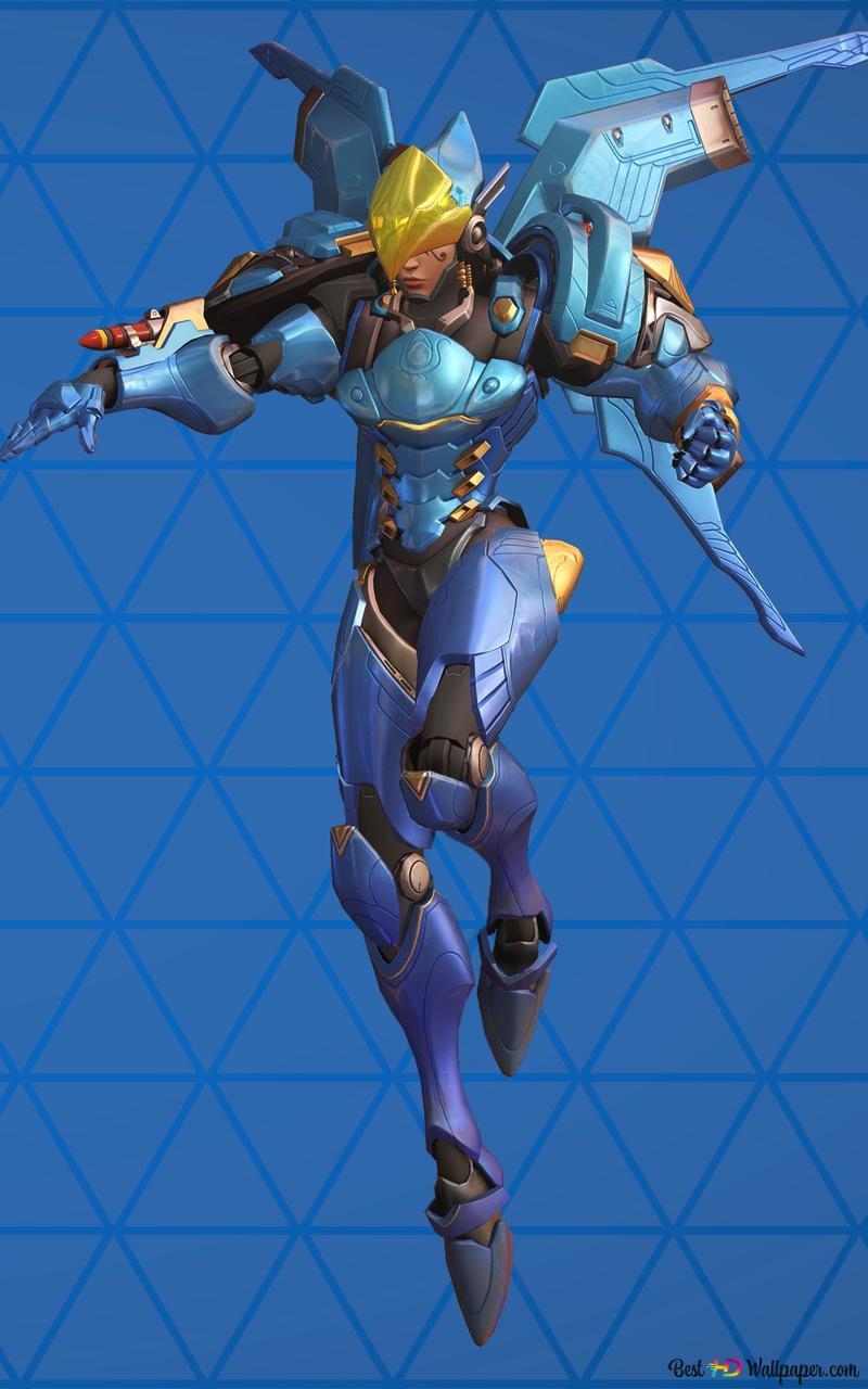 Pharah In Overwatch Hd Wallpaper Download