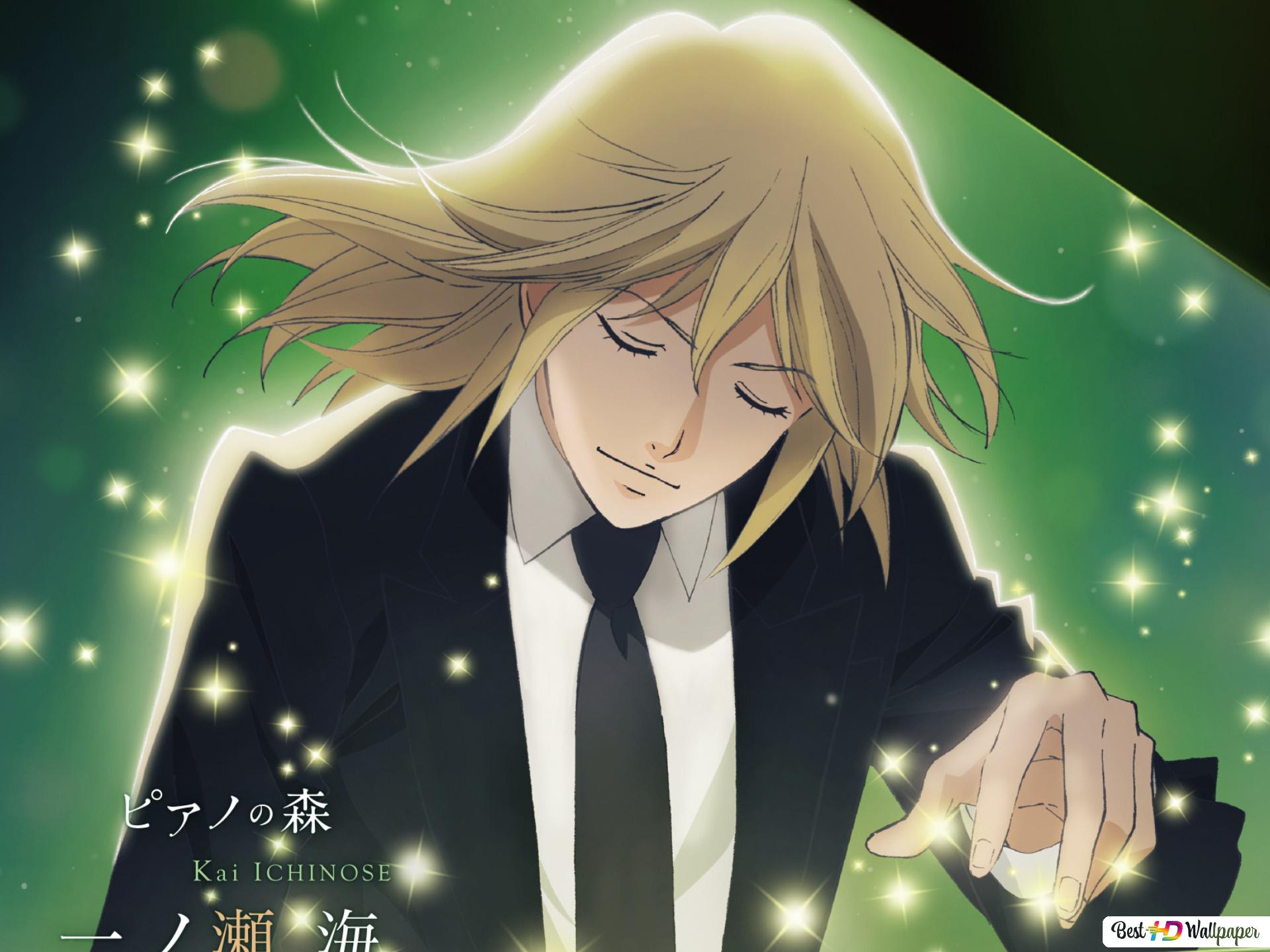 Piano No Mori Kai Ichinose Hd Wallpaper Download