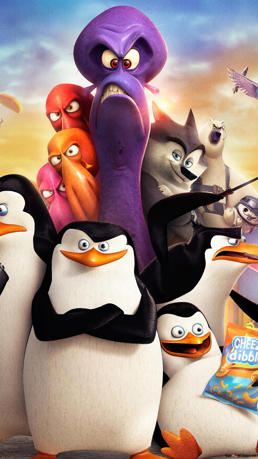 Скачать торрент пингвины из мадагаскара 1 сезон.