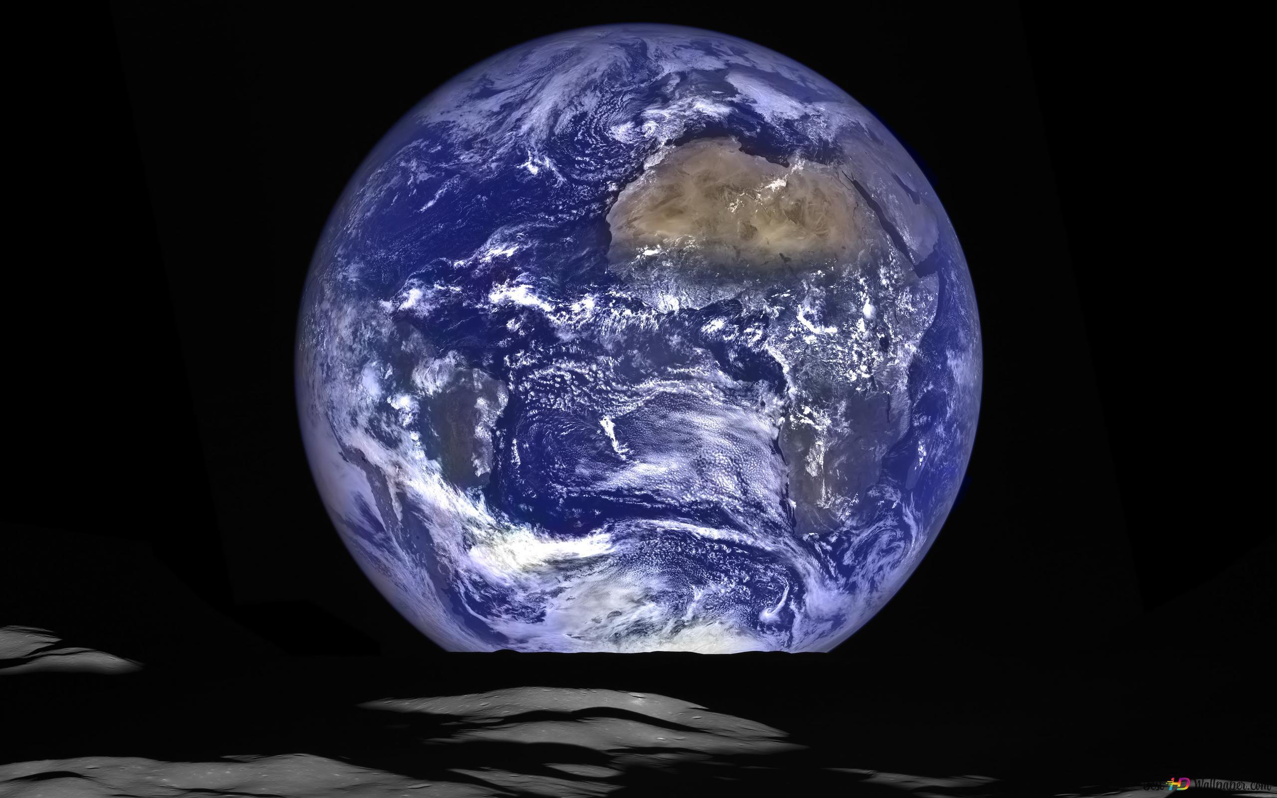 Planet Earth Hd Wallpaper Download