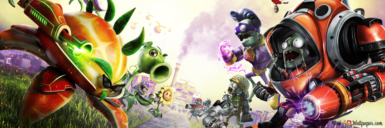 Plants Vs Zombies Garden Warfare 2 Hd Wallpaper Download