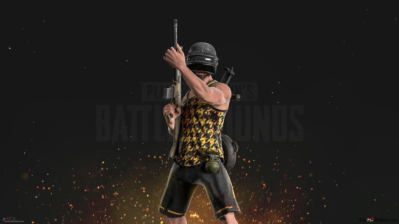 Downaload Woman With Guns Playerunknown S Battlegrounds: Playerunknown's Battleground