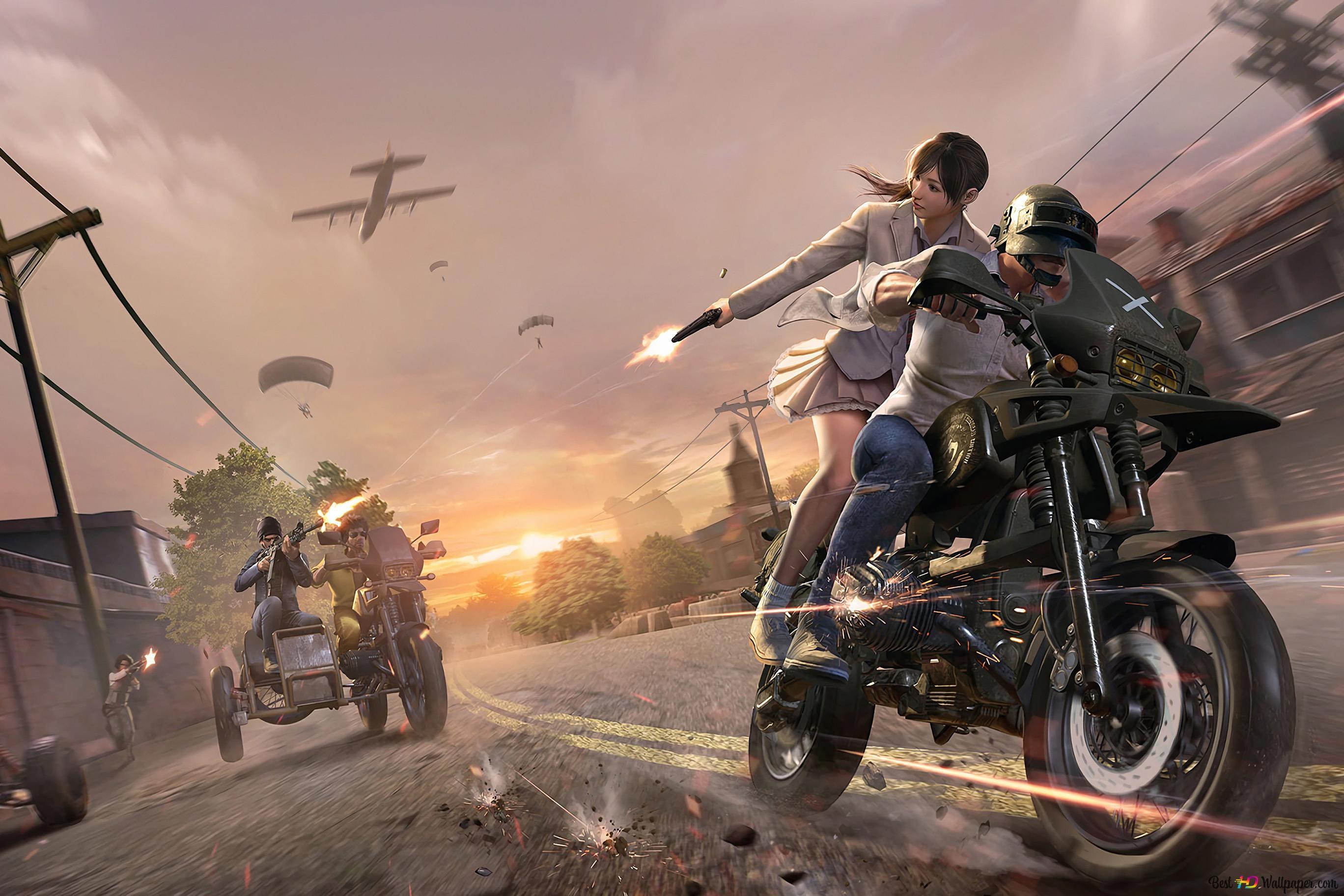 Playerunknown's Battleground (pubg) HD Wallpaper Download
