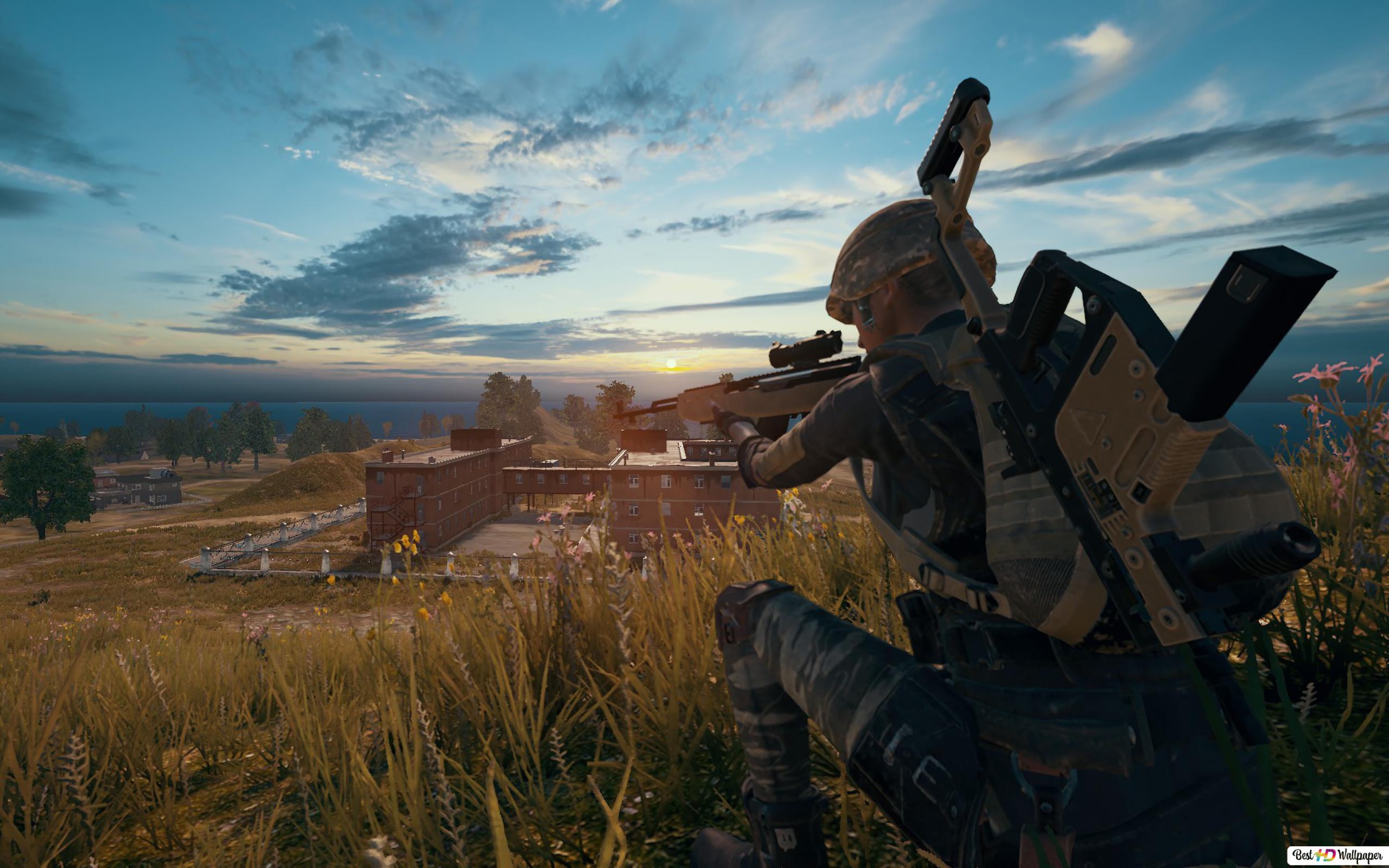 Playerunknown S Battlegrounds Pubg Mobile Ready To Blow Hd