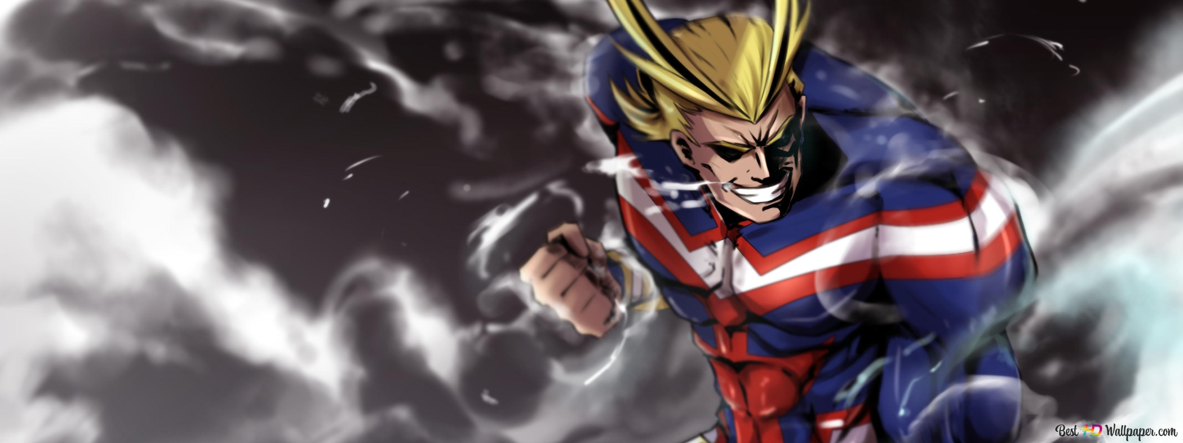 Plus Ultra My Hero Academia Hd Wallpaper Download