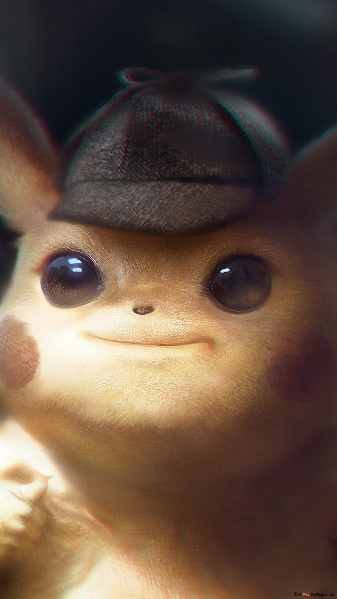 Pokemon Detective Pikachu Movie Hd Wallpaper Download